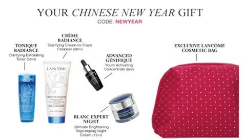 lancome new year gift lancome coupons 2017 2018 best cars reviews