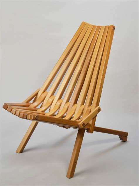 outdoor wood folding chair plans gorgeous mid century modern teak wood folding chair