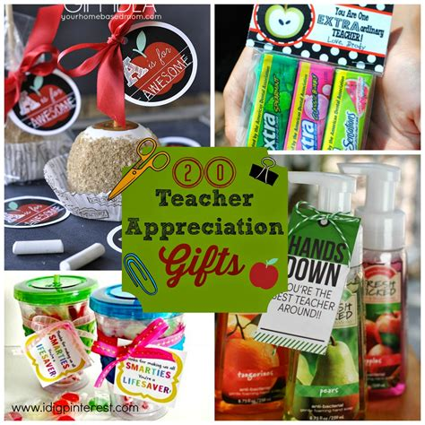 middle school christmas ideas for teachers 20 inexpensive creative appreciation gifts i dig