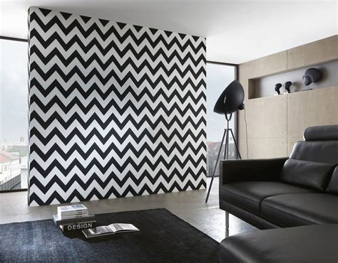 wallpaper for walls price in bangladesh zigzag wallpaper in black and white design by bd wall