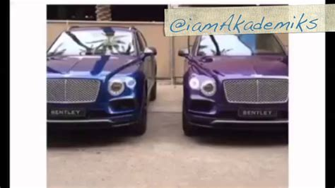 rick ross bentley rick ross buys a bentley truck and shows it off on