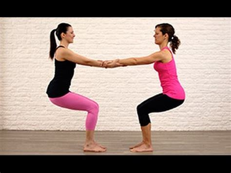 imagenes de yoga en pareja faciles yoga en pareja youtube