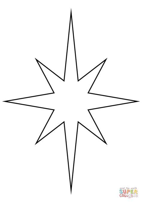 coloring page christmas star christmas star coloring page free printable coloring pages