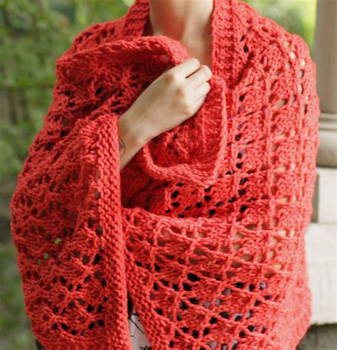 free patterns yarn shawls for bulky yarn knitting patterns in the loop knitting
