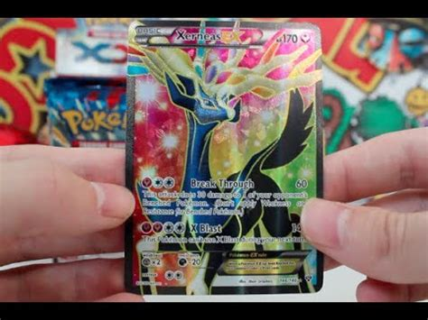 opening a x and y booster box part 1