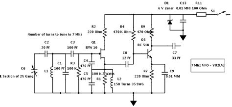 capacitor oscillation frequency variable capacitor oscillator 28 images schematic variable tuning capacitor ground