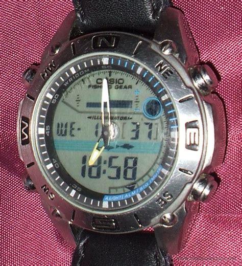 Casio Aw82 2avdf reloj casio fishing gear precio