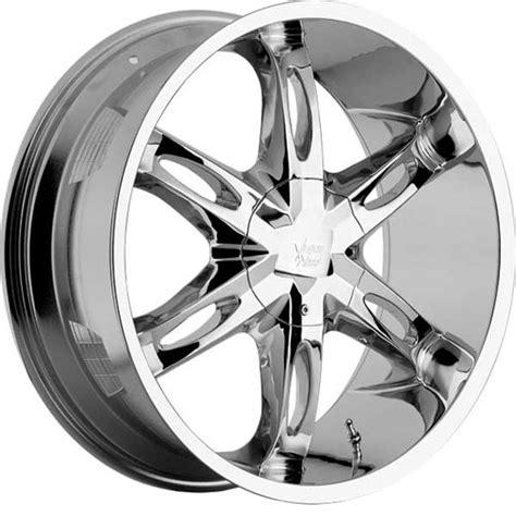 hollywood wheels vision 436 hollywood 6 22 x 9 5 inch rims chrome