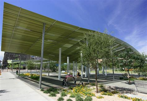 Canopy Space Civic Space Shade Canopies Architekton Archdaily