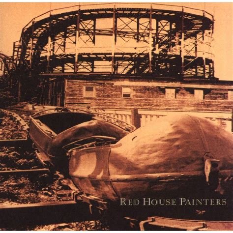 red house painters down colorful hill red house painters promotional and press on sub pop records
