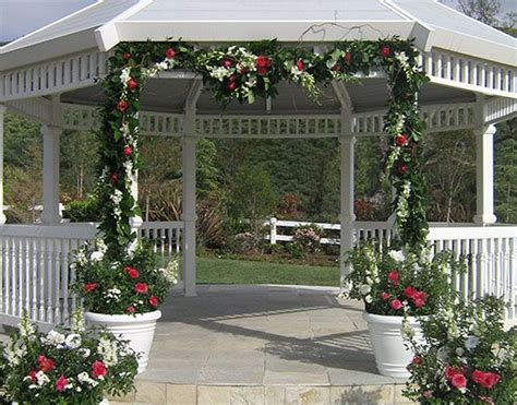 gazebo live 1000 images about wedding arches gazebo ideas on
