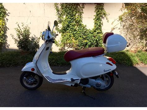 Trucker Vespa Primavera Nc 1 2016 vespa for sale used motorcycles on buysellsearch