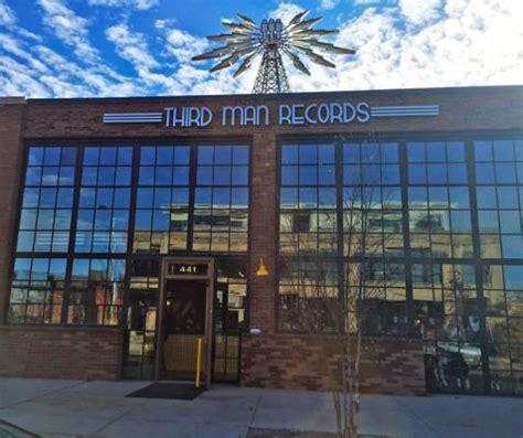 Detroit Michigan Records Detroit Storefront