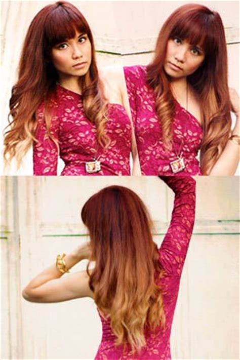 bright red hair dye over the counter 115 best ombre hair