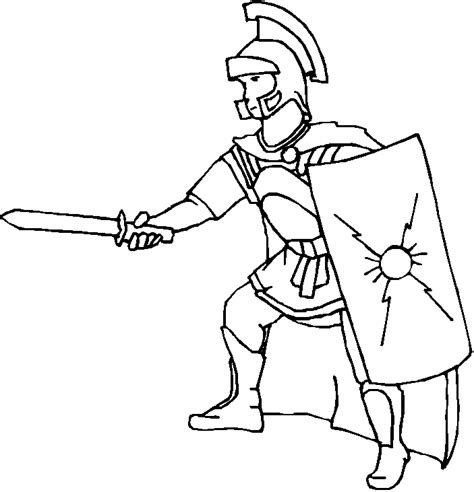 Soldier Drawing Outline by Faith Of The Centurion Coloring Page 2015 Discipleland Faith Soldiers And