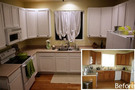 How To Repaint Kitchen Cabinets White oak cabinets white for beauty kitchen cabinets painted wood kitchen