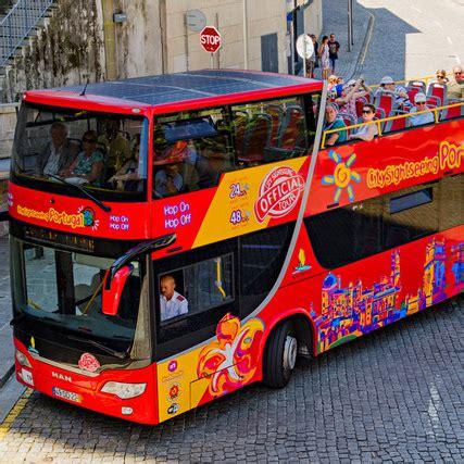 buses from lisbon to porto porto city sightseeing tour hop on hop 100rumos