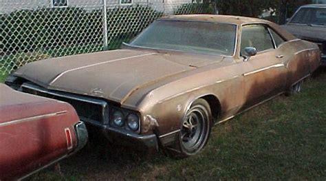 dan s garage buick part cars