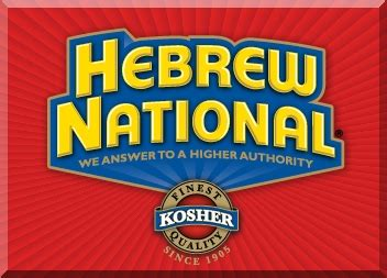 hebrew national dogs conservative rabbis accept hebrew national as kosher news clevelandjewishnews
