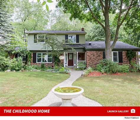 angelina jolie s childhood home hits the market for 2 madonna s childhood home near detroit up for sale