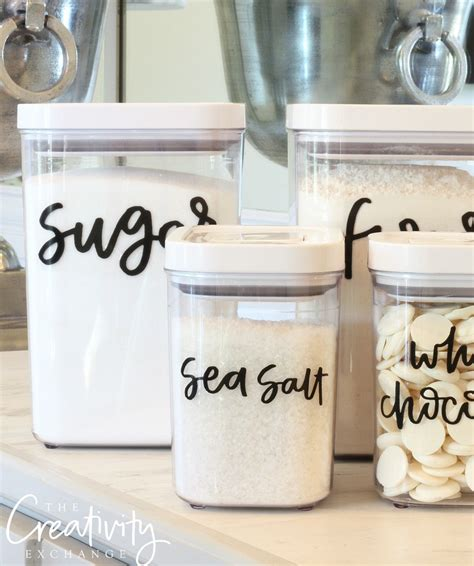 this designer cooks free printable canister labels storage sources and tips for creating a baking cabinet