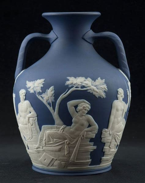 early small wedgwood blue portland vase visit the