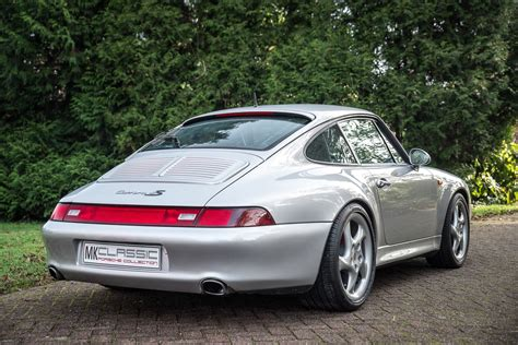 Porsche Production by Porsche 993 4s 27 End Production Air Cooled Porsche