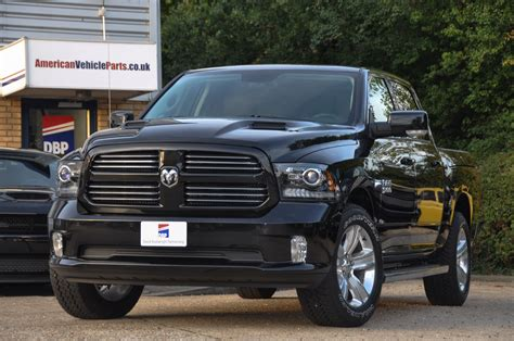 dodge truck voice new dodge ram 1500 crew sport rambox and air suspension