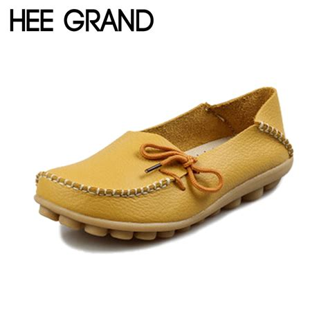 comfortable shoes for flat aliexpress buy 2015 new casual loafers fashion