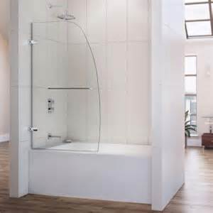 home depot tub shower doors dreamline aqua uno 34 in x 58 in frameless pivot tub