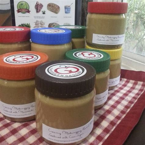 Morin Peanut Butter Chunky 300g peanut butter with moringa coco sugar 340 grams