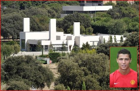Cristiano Ronaldo House by Sports And Players Cristiano Ronaldo House