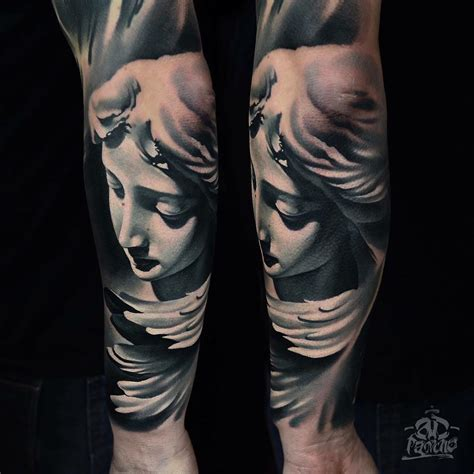 3d tattoo in arm lovely 3d arm tattoo design by ad pancho segerios com