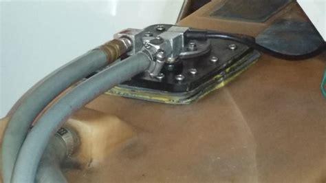 boat fuel tank gasket need help fuel tank gasket teamtalk