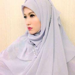 hijab style cantiknya gaya busana lyra virna