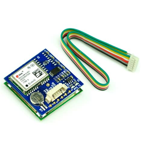 ublox neo 6m gps module with antenna rs232