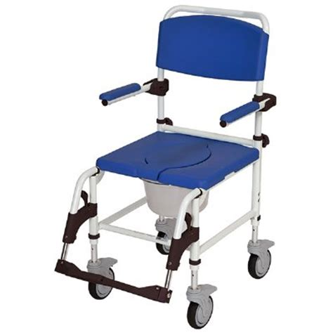 shower commode chair with wheels drive aluminum rehab shower commode chair with 5