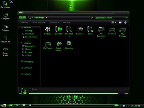 nvidia themes for windows 10 windows7 gamer edition ngo windows 7 nvidia ว นโดว