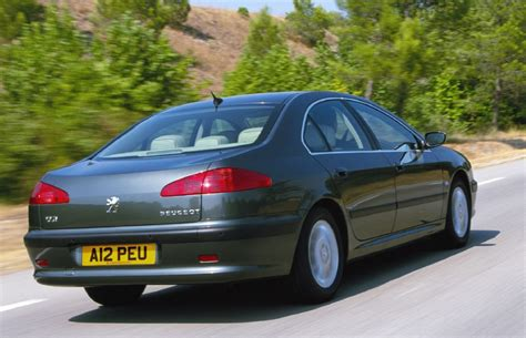 used peugeot 607 peugeot 607 saloon 2000 2009 features equipment and