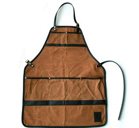 Rugged Leather Bag The Americanologists Update 20 Tough Made In Usa Work Aprons