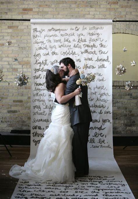 design your own wedding backdrop 30 romantic alternative wedding backdrops home design