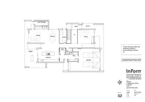 brighton centre floor plan gallery of brighton house inform 12