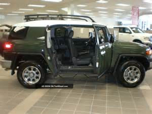 Fj Cruiser Doors by 2012 Toyota Fj Cruiser Base Sport Utility 4 Door 4 0l