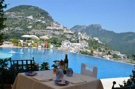 best restaurants in ravello view from our table picture of belvedere restaurant