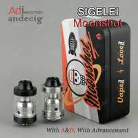 Sigelei Moonshot Rta Otennn Authentic 100 china fidget spinners seller ijoy store from a d original e cigarettes distributor