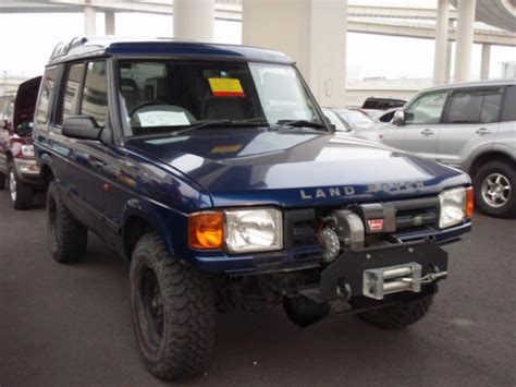 1997 Land Rover Discovery Off Road Image 36
