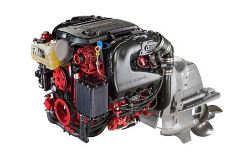 boat gas tank dipstick volvo penta introduces next generation v8 and v6 gasoline