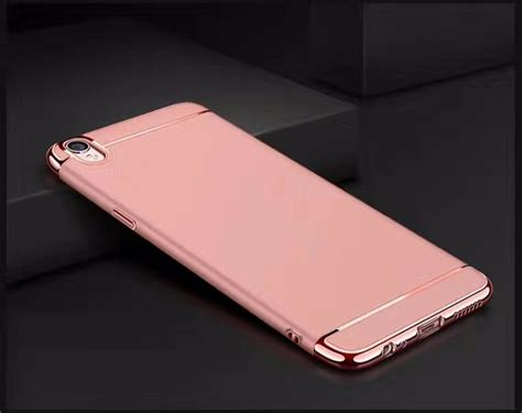 Casing Oppo A37 General 01 Custom newest design mirror armor cover for oppo a37 view armor cover for oppo a37 big