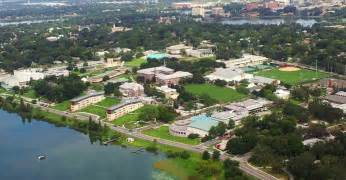Florida Southern College Map by Employment Human Resources
