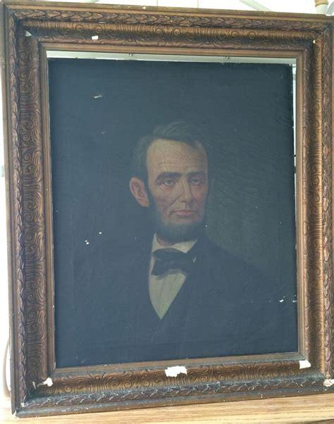 1907 antique president portrait abraham lincoln fine art 28 best images about ocala consignment on pinterest gold